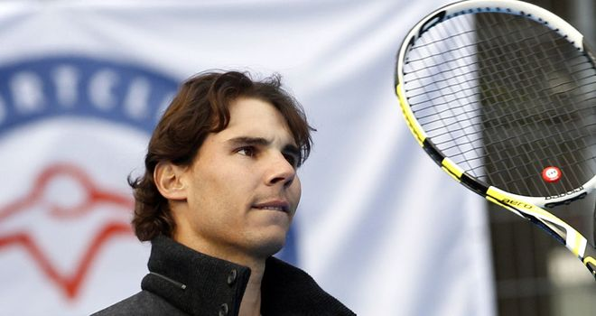 Rafael Nadal: Preparing for comeback after seven-month absence