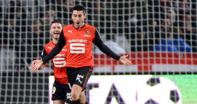 Rennes won 4-2
