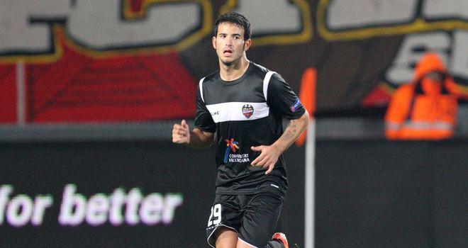 Ruben Garcia: Matchwinner for Levante