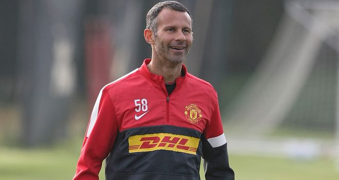 Ryan Giggs: Wigan warning for team-mates.
