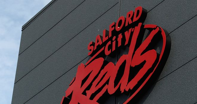 Salford City Reds: Fielded 14 players at one point during victory over Castleford
