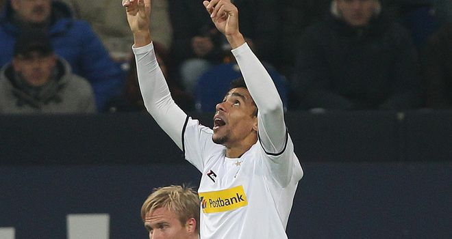 Igor earned Gladbach a point