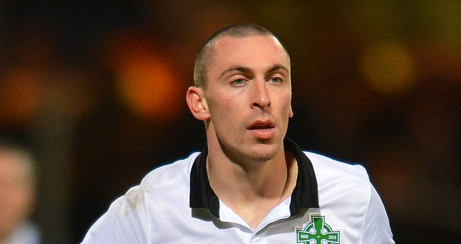 Scott Brown: Named as new Scotland captain