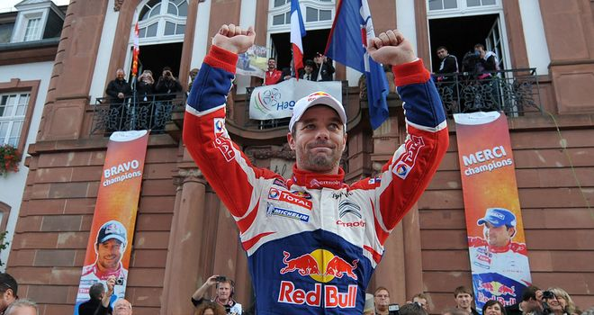 Sebastien Loeb: Frenchman to have a limited season