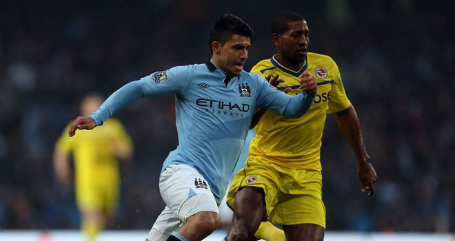 Sergio Aguero: Not giving up hope of City retaining the title