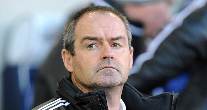Steve Clarke: Hopes for a change in fortune against West Ham
