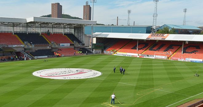 Rangers will turn down tickets to the Tannadice Park match