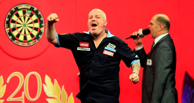 Robert Thornton: Beat Paul Nicholson on sudden death to progress into the last 16