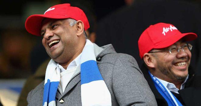 QPR获赛季首胜,老板喜笑颜开