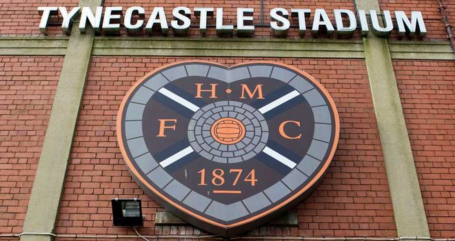 Tynecastle: Hearts facing uncertain financial future