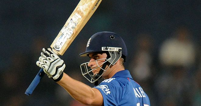 Alex Hales: Has been a star performer in England's Twenty20 side