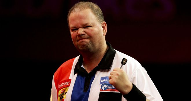 Raymond van Barneveld: Dutchman looking forward to taking on Phil Taylor