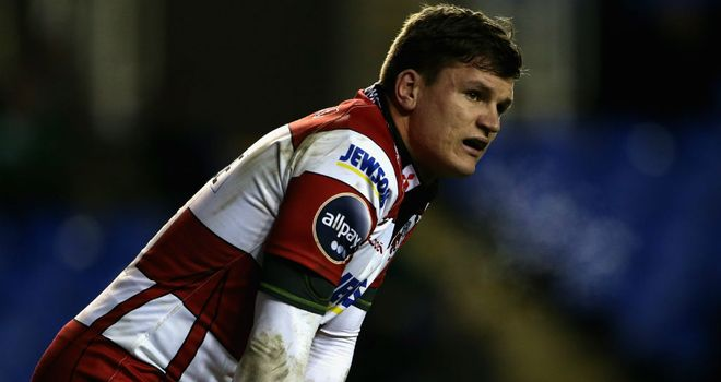 Burns: on song for Gloucester