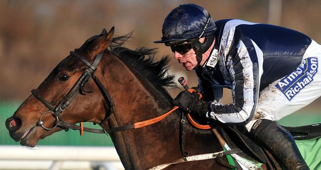 Countrywide Flame: Impressive winner at Newcastle
