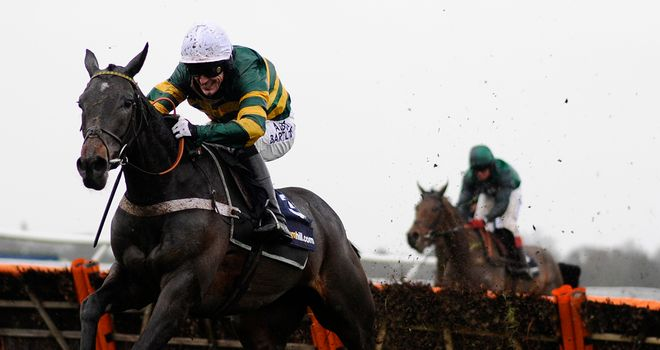 Darlan: Nicky Henderson's star killed in fall at Doncaster