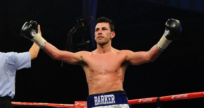Darren Barker: Fight with Rotolo is back in play (Pic leighdawneyphotography.com)