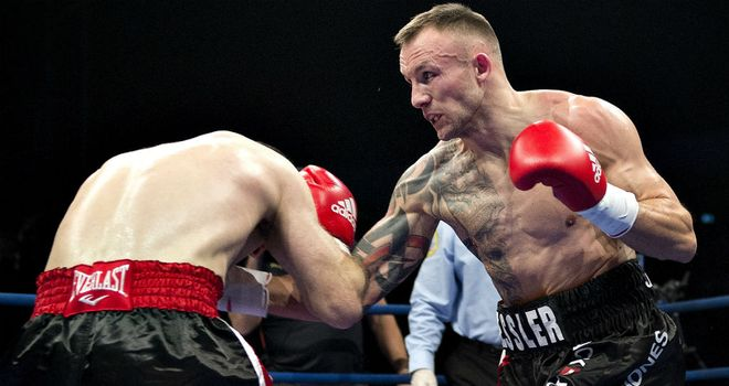 Mikkel Kessler: showed he is still a force at the highest level by stopping Brian Magee