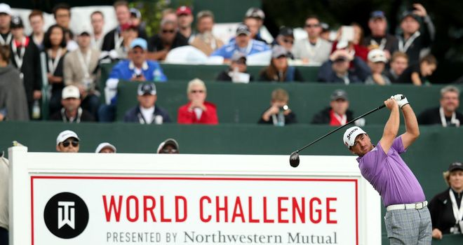 Graeme McDowell: Won the World Challenge in California for the second time