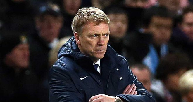 David Moyes: Is happy with where his side are, but knows they could be doing much better