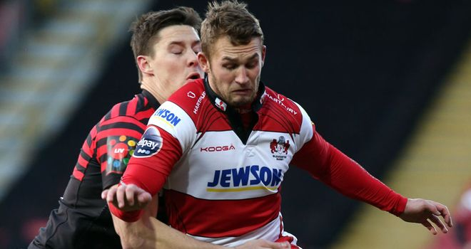 Martyn Thomas: Made an impact in his first season at Kingsholm