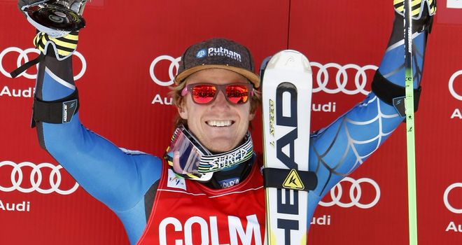 Ted Ligety: Leading the giant slalom standings ahead of Marcel Hirscher