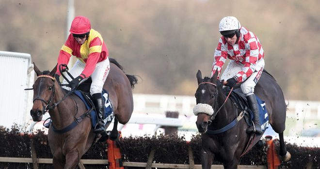 Puffin Billy (r): Could head to Exeter