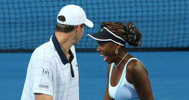 John Isner and Venus Williams: Hopman Cup dream is over