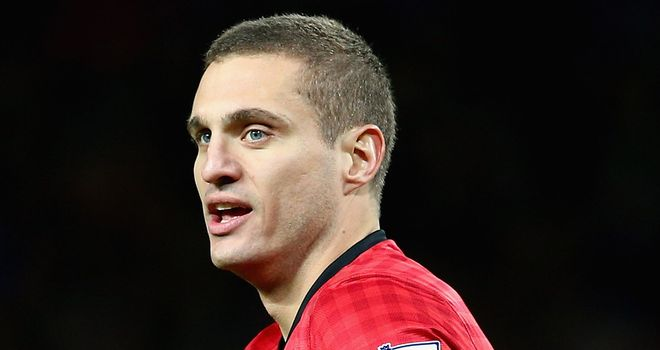 Nemanja Vidic: Insists the title race is not over, despite Manchester United's seven point lead