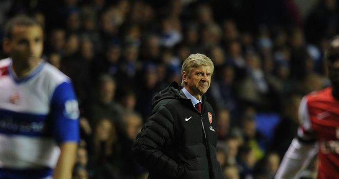 Arsene Wenger: Relieved to bounce back after Bradford defeat