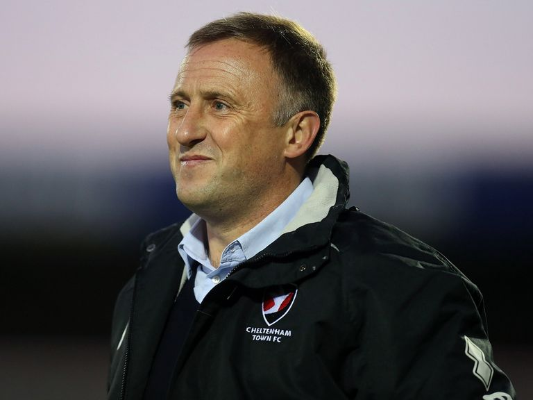 Mark Yates: Brings in competition in defence