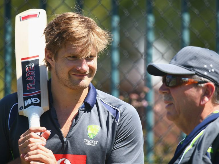 Shane Watson: Aims to be bowling in England this summer