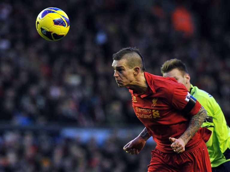 Agger: Huge price to score first at 40/1