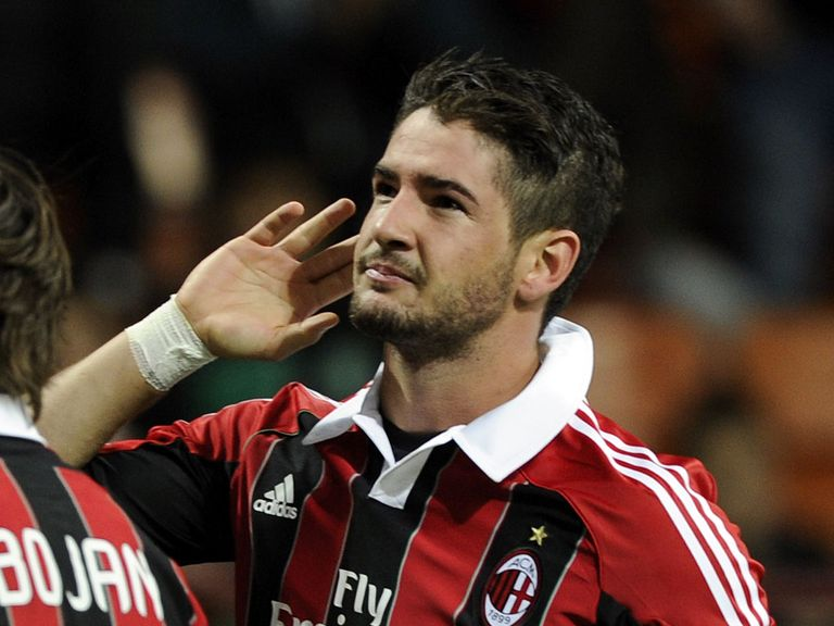 Alexandre Pato: Could be heading to Corinthians