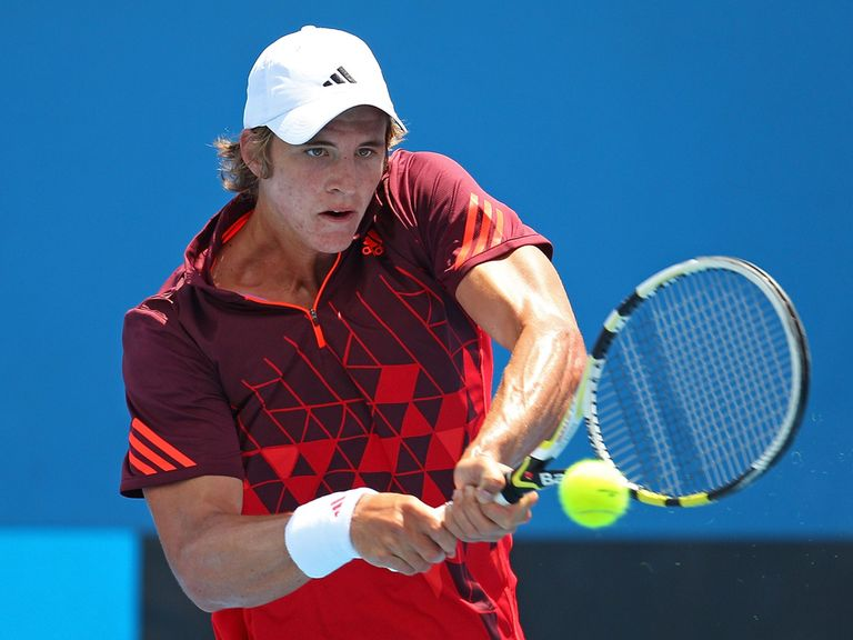 Ben Mitchell: Four-set win to claim Australian Open spot