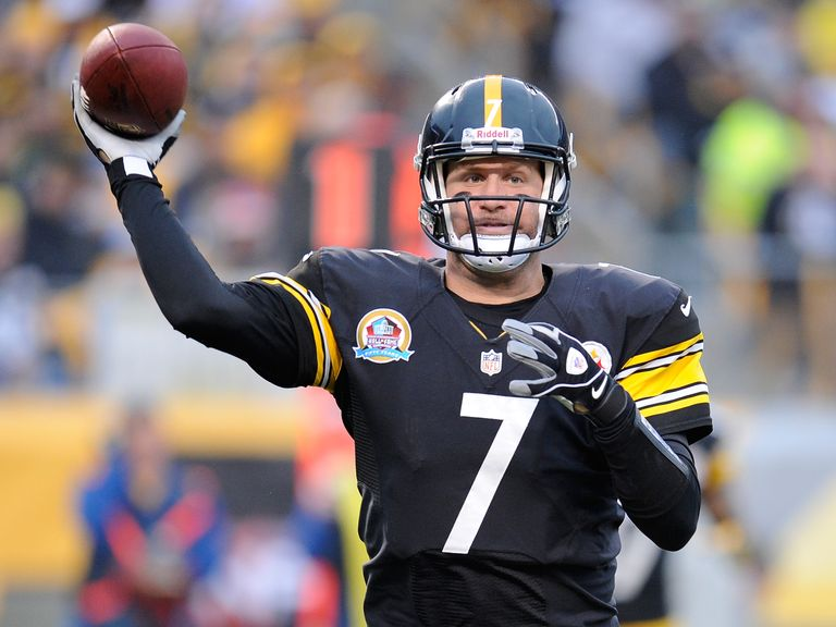 Roethlisberger can rally the Steelers to victory