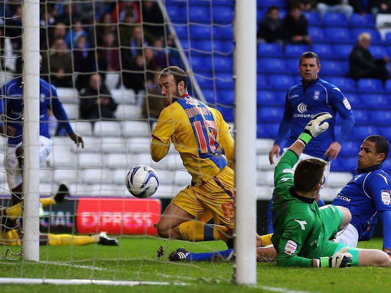 Glenn Murray found the net for Palace