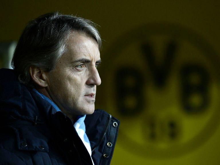 Roberto Mancini: Under more pressure
