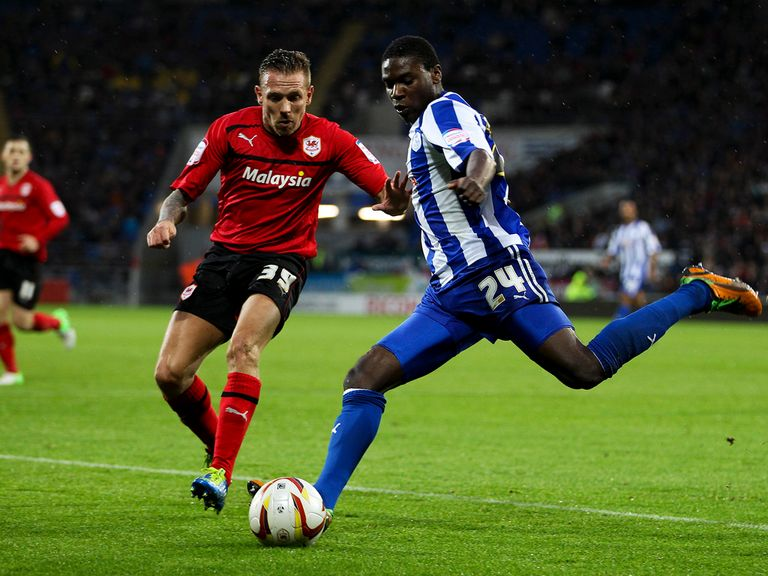 Jeremy Helan: Has signed a four-year contract with Sheffield Wednesday