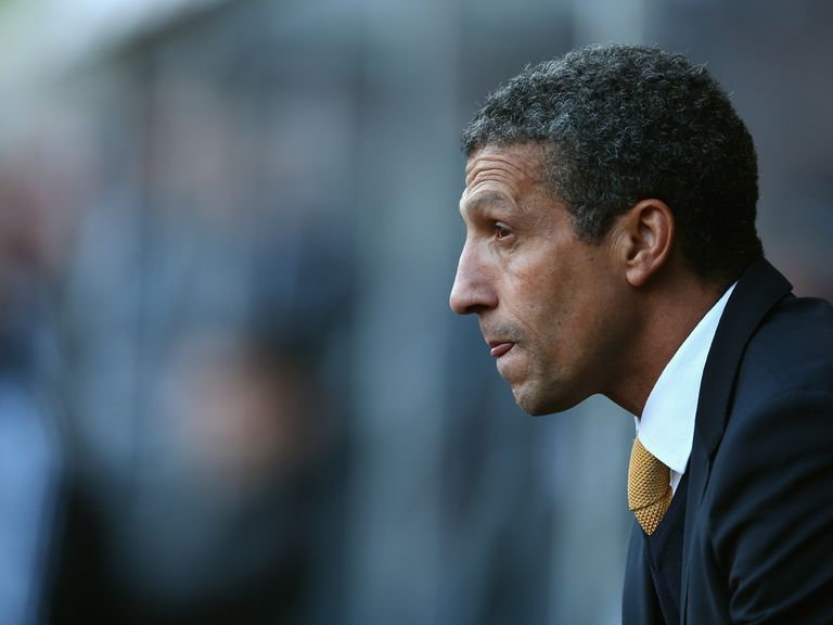 Chris Hughton: Focus on West Brom clash