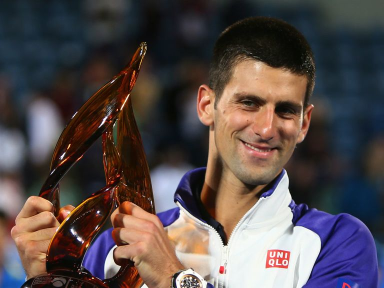 Novak Djokovic: Forced to work hard to win final