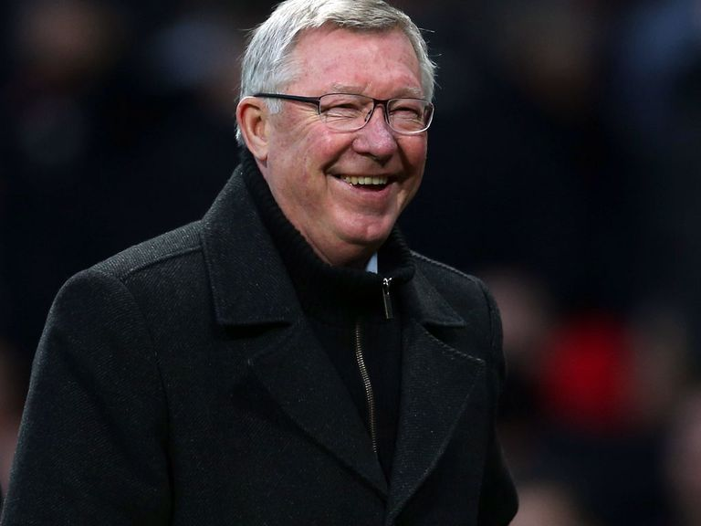 Sir Alex Ferguson: Not looking to do 'serious business'