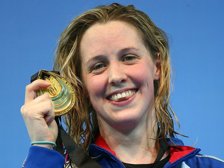 Hannah Miley: Struck gold in Istanbul