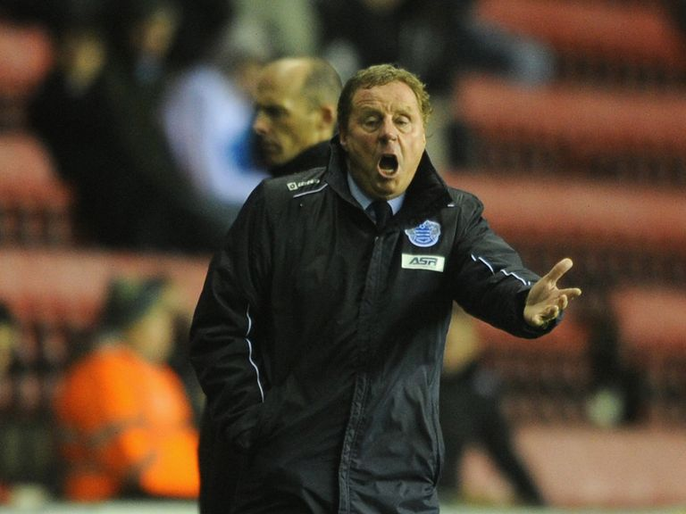 Harry Redknapp: Looking to get the best out of his players
