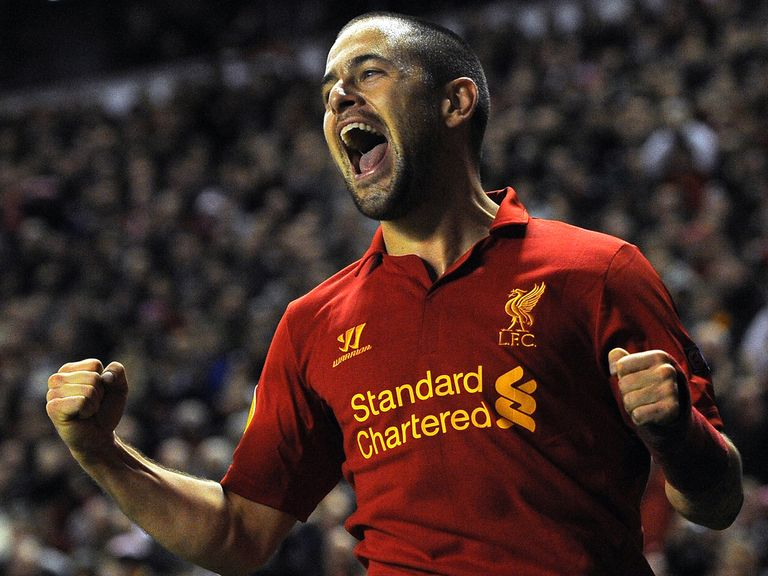 Joe Cole: Looks to be leaving Liverpool