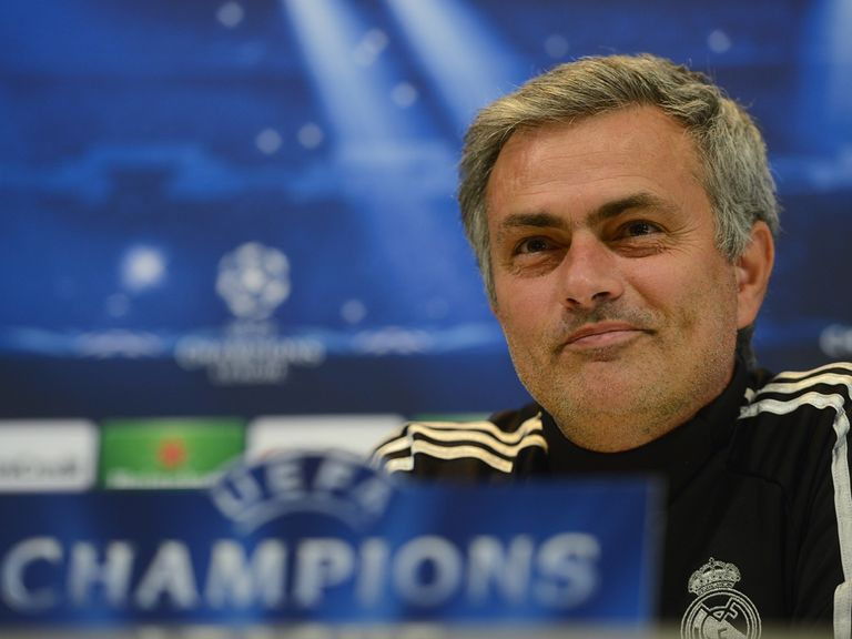 Jose Mourinho: Won't comment on exit story