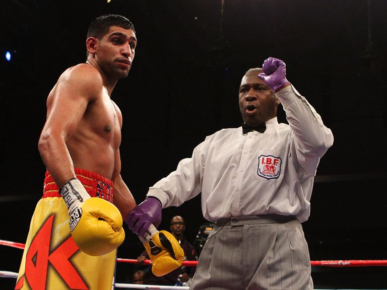 Khan: Knows Molina is a dangerous fighter
