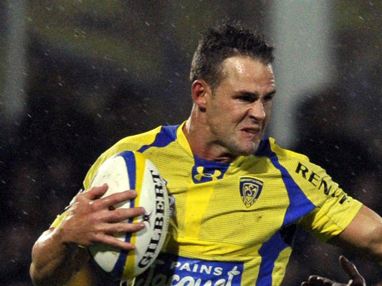Lee Byrne: Has broken a bone in his back