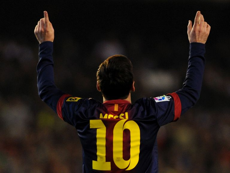 Messi: Another remarkable achievement in his career