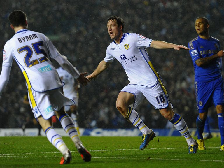 Luciano Becchio: Has been linked with a January exit