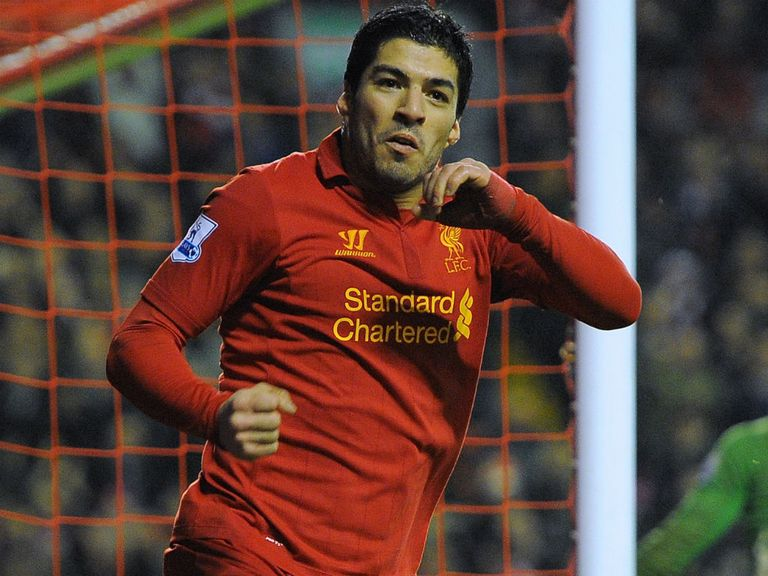 Luis Suarez: Not concerned at reaction of some fans and pundits